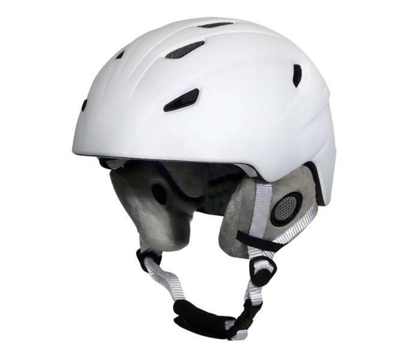 Mambi Park Helmet Matt White