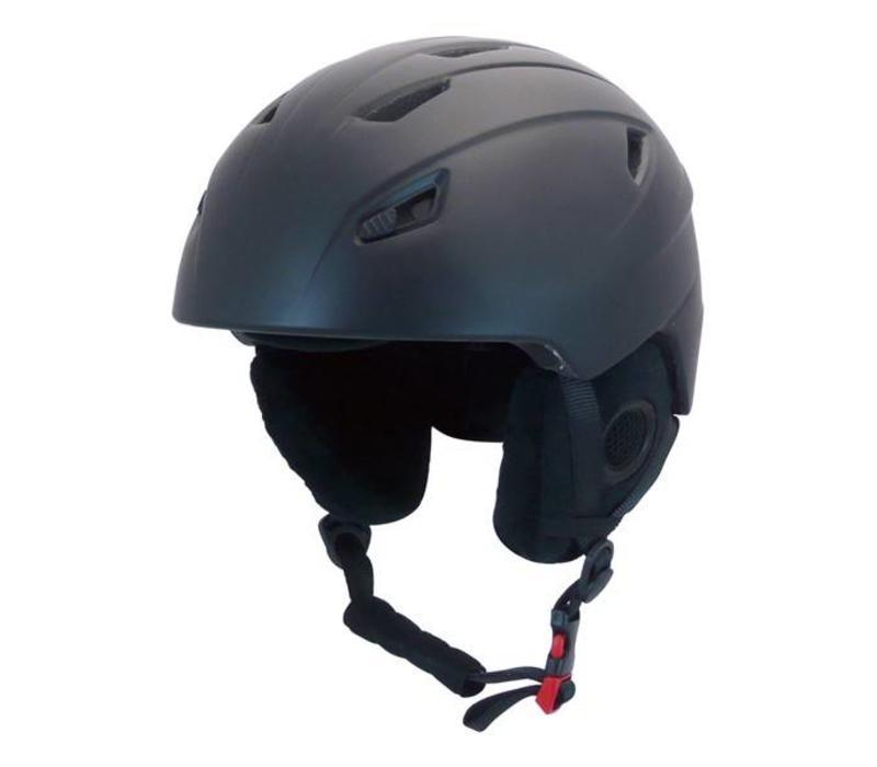 Mambi Park Helmet Matt Black