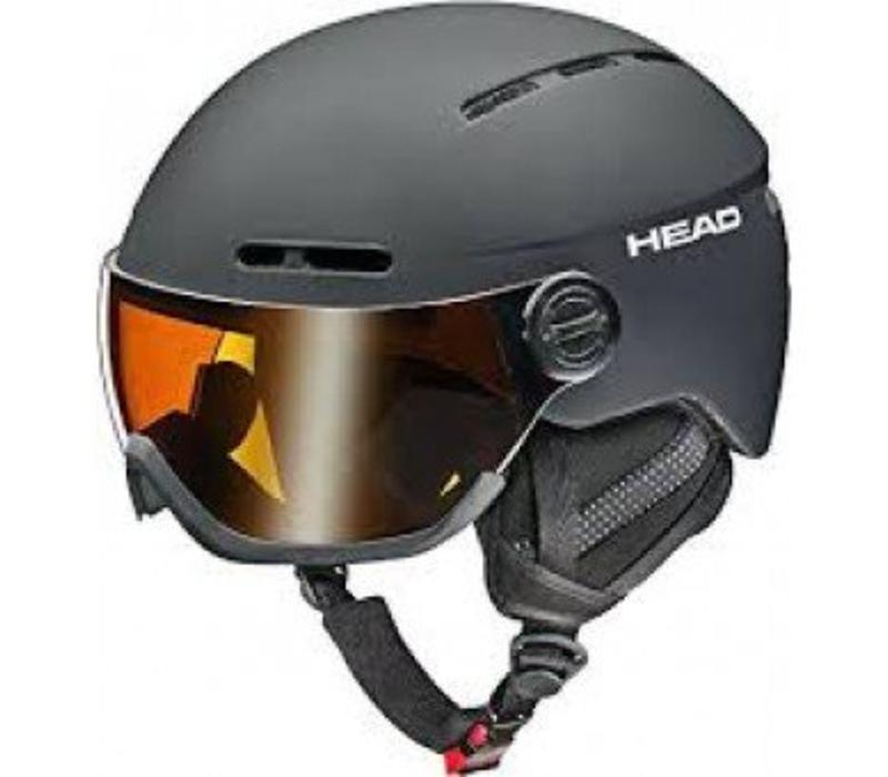 Head Knight Helmet Black