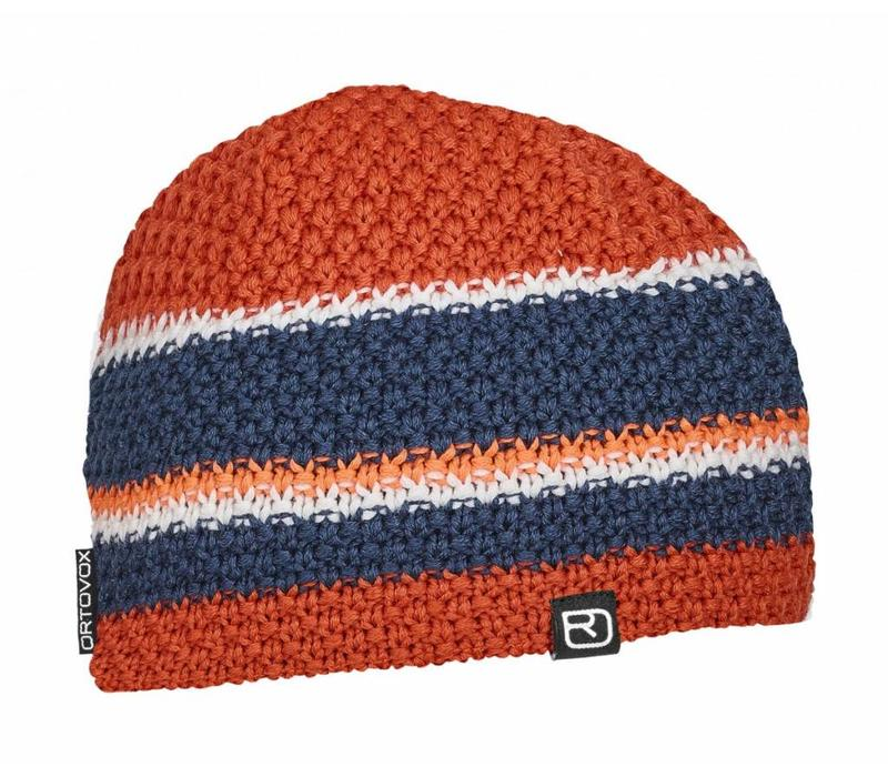 Ortovox Multicolor Beanie Crazy Orange