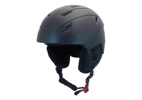 Mambi Park Kids Helmet Matt Black