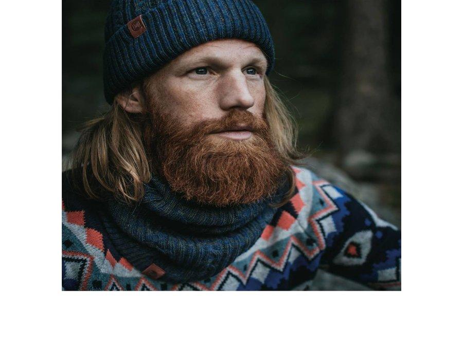 Buff Knitted Polar Comfort