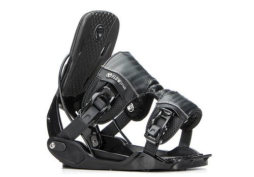 FLOW BINDINGS Flow Five Black Snowboard Binding