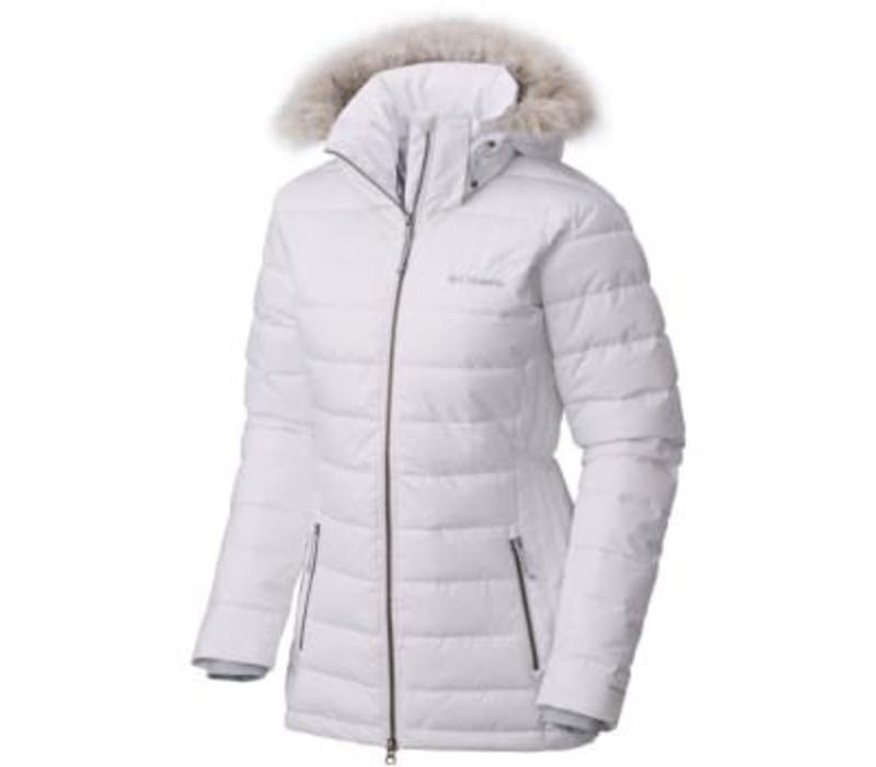 PONDERAY Wms Jacket White