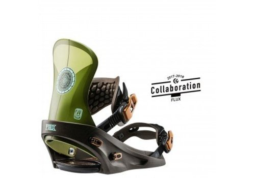 FLUX BINDINGS Flux Sr Snowboard Binding