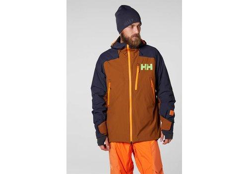 HELLY HANSEN Helly Hansen Stuben Jacket Cinnamon