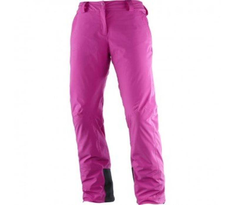 Salomon Icemania Wmns Pant Rose Violet