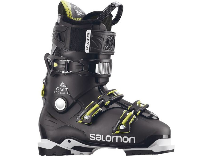 Salomon Qst Access 90 Boot Anthr Tra/Bk/Ac
