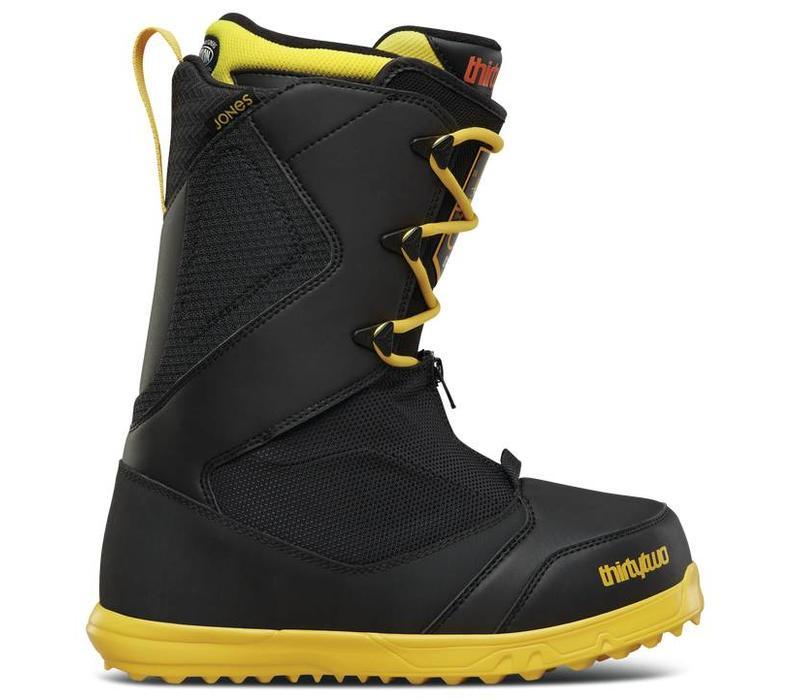 ZEPHYR JONES '17 Black Yellow