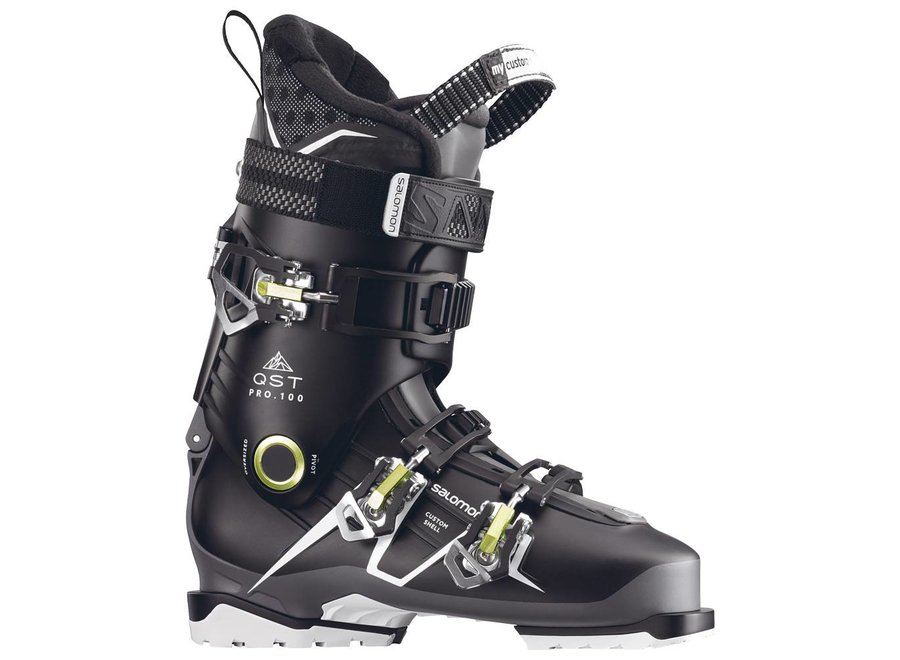 Salomon Qst Pro 100 Boot Bk/Ath/Acid