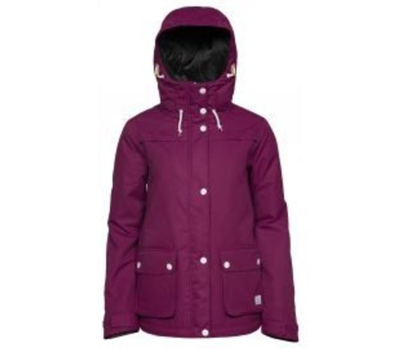 Wear Colour Ida Jacket Plum