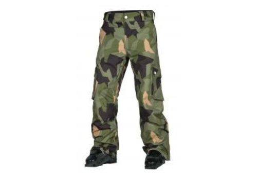WEAR COLOUR WEAR PANT Olive Green