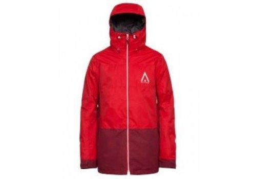 WearColour Wear Colour Field Jacket Red