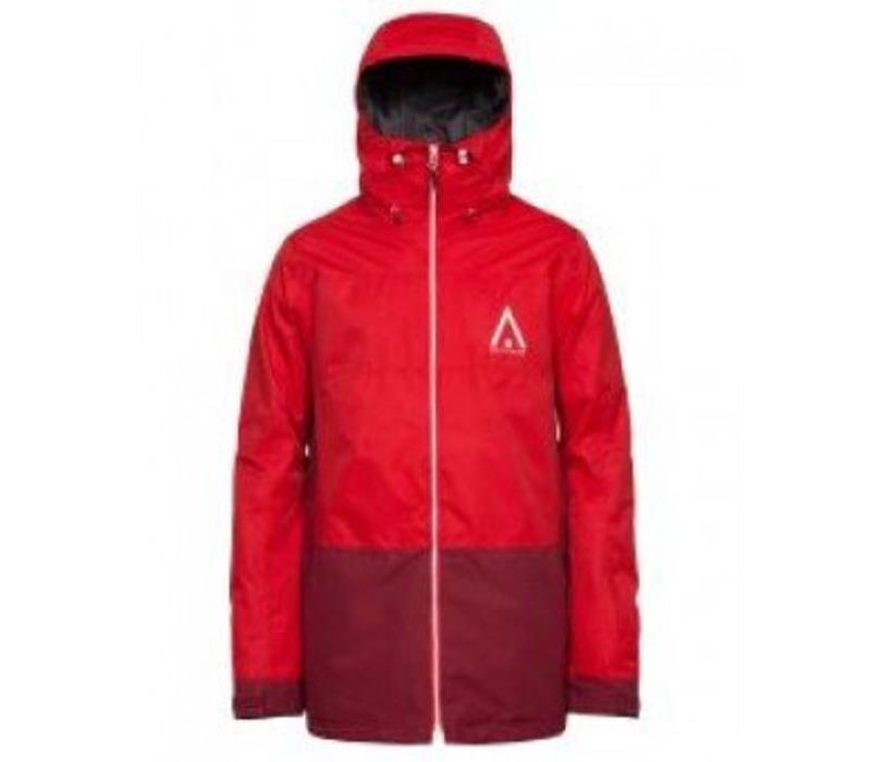 Wear Colour Field Jacket Red