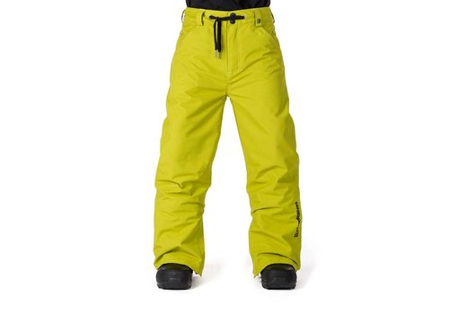 HORSEFEATHERS CHEVIOT KIDS PANTS Citronelle