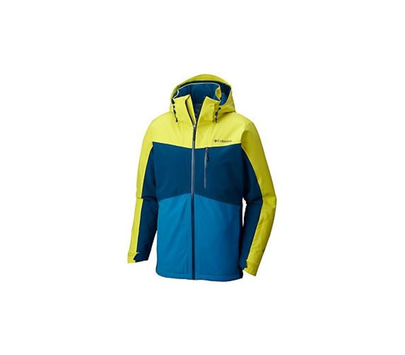Columbia Wild Card Jacket Acid