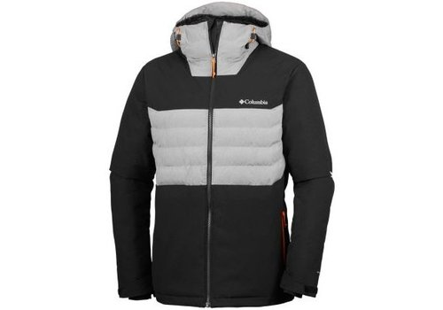 COLUMBIA Columbia White Horizon Hybrid Jacket Black