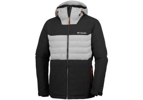 COLUMBIA WHITE HORIZON HYBRID Jacket Black