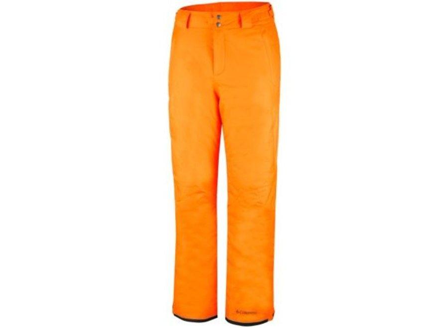Columbia Bugaboo Pant Orange