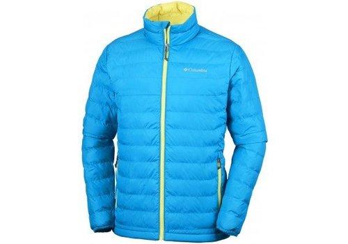 COLUMBIA Columbia Powder Lite  Jacket Blue