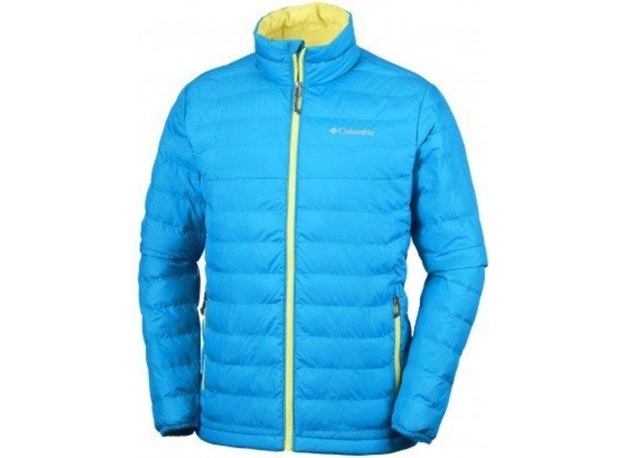 Columbia Powder Lite  Jacket Blue