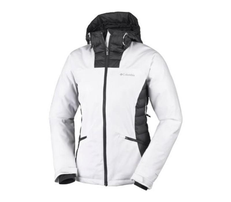 Columbia Salcantay Wmns Jacket White