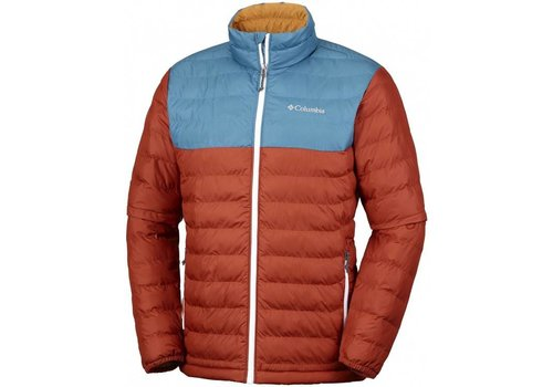 COLUMBIA POWDER LITE  Jacket Rusty