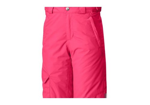 COLUMBIA BUGABOO PANT JR PUNCH PINK