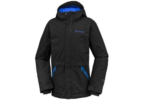 COLUMBIA SLOPE STAR JKT JR Black