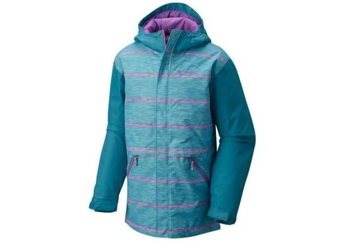 COLUMBIA SLOPE STAR JKT JR Pacific