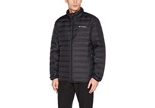 COLUMBIA POWDER LITE Jacket Black