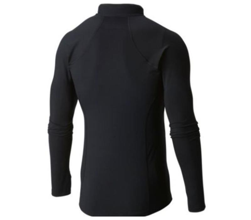 MENS M/W STRETCH 1/2 ZIP