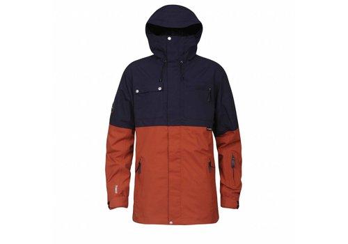 PLANKS Planks Feel Good Jacket Burnt Orange