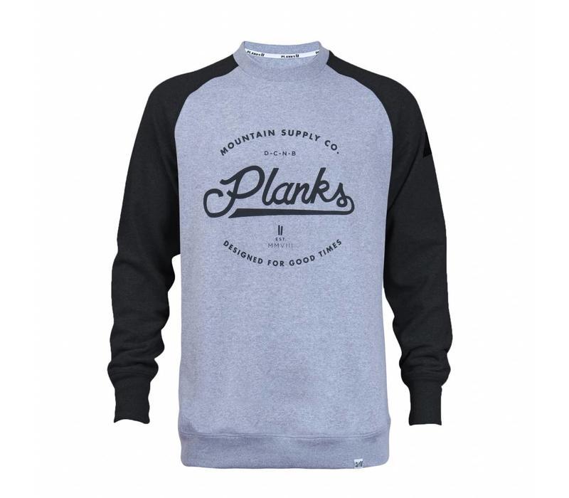 Planks Mountain Supply Crew