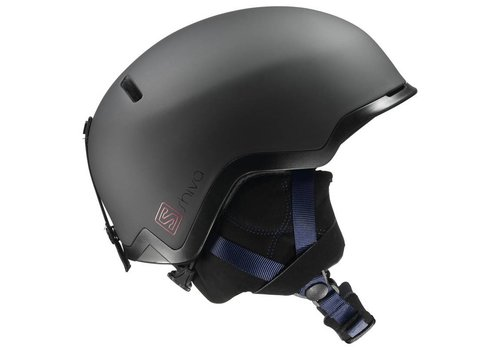 SALOMON SHIVA W HELMET BLACK
