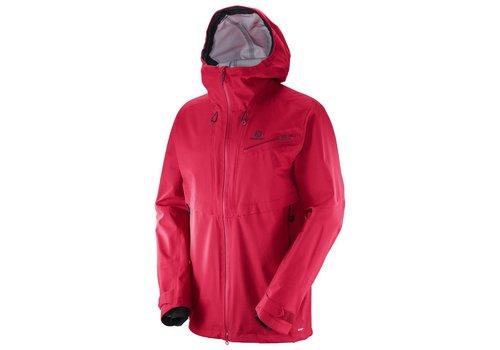 SALOMON Salomon Qst Guard 3L Jacket  Barbados Cherry