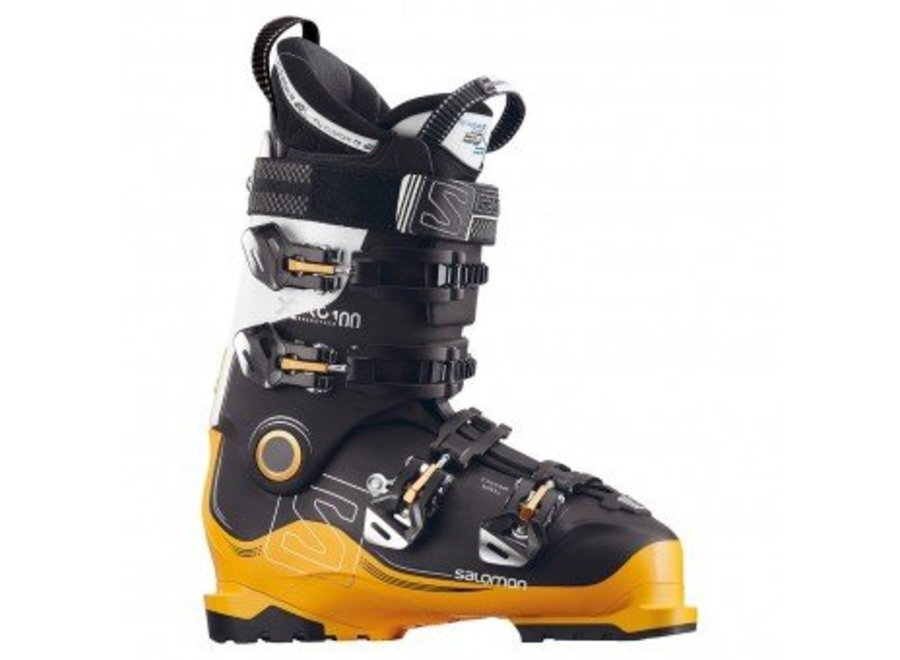 Salomon X Pro 100 Boot Black/Saf/Wht