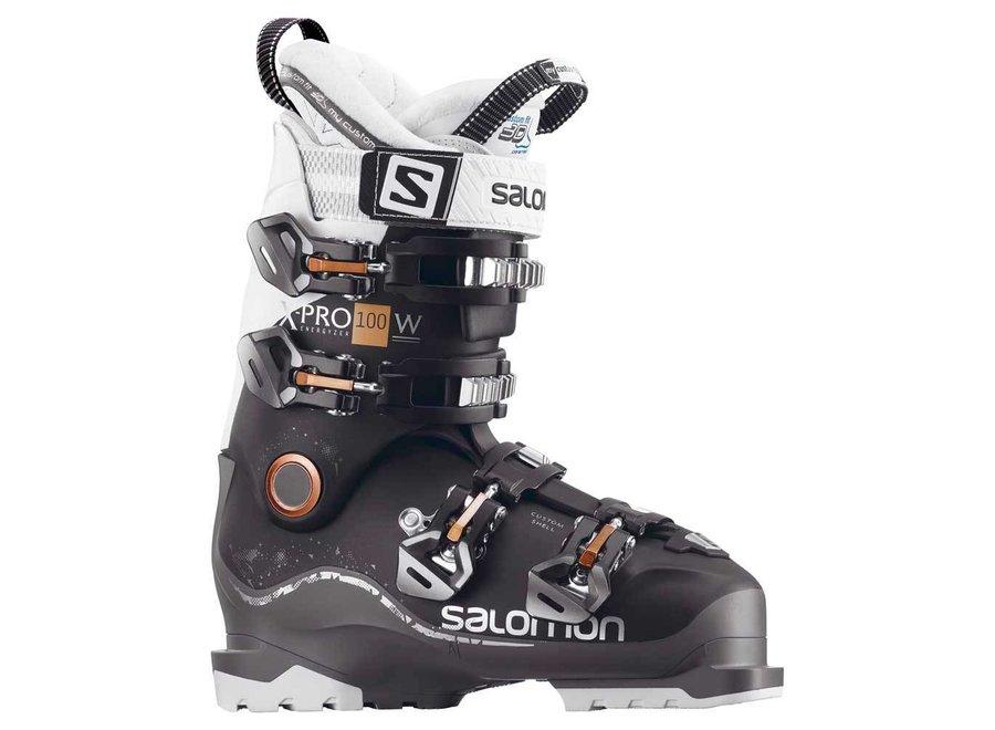 Salomon X Pro 100 Wmns Boot Blk/Ath/Wht