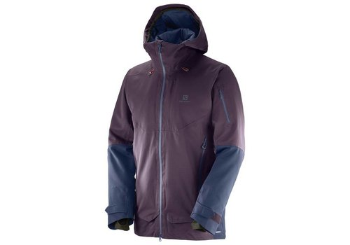 SALOMON Salomon Qst Guard  Jacket Maverick