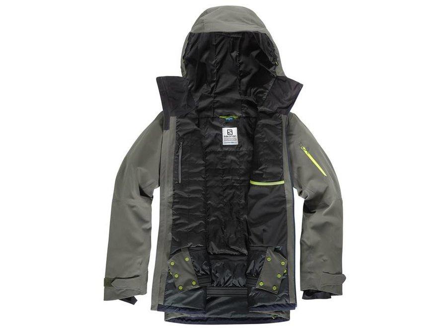Salomon Qst Guard  Jacket Maverick