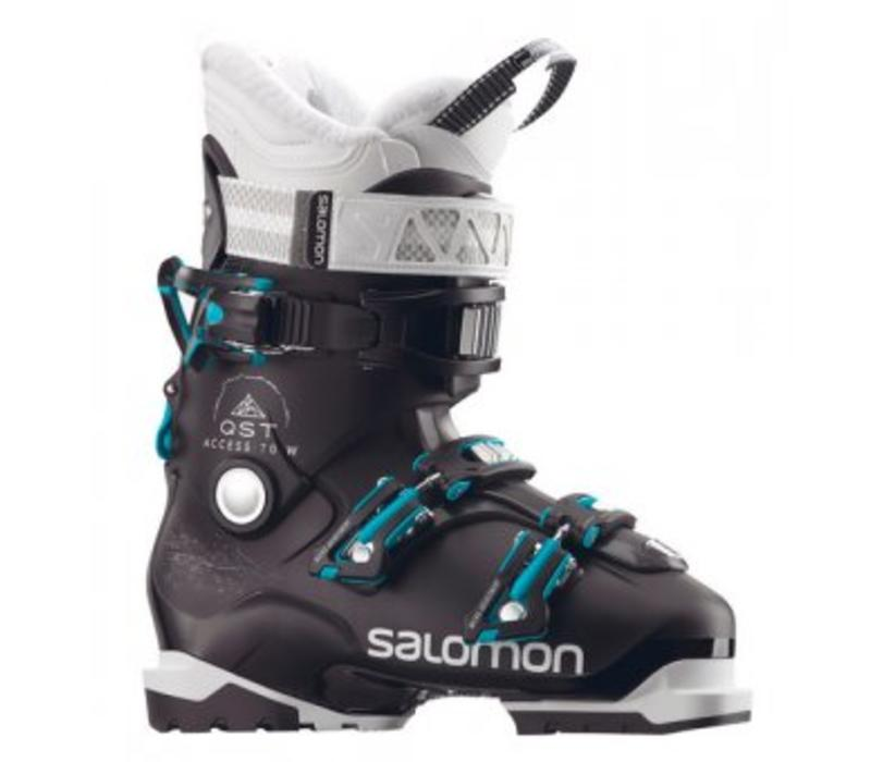 Salomon Qst Access 70 Wmns Boot Bk/Anthr Tra
