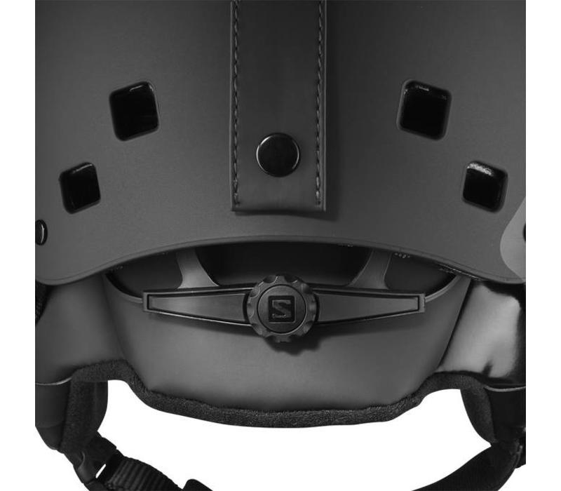 Salomon Jib Jr Helmet Black
