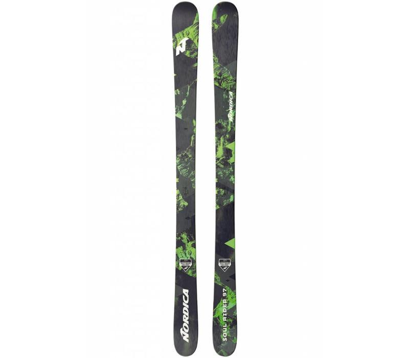 Nordica Soul Rider 97 Ski