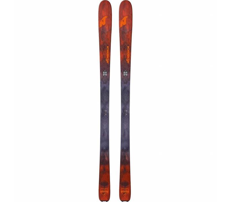 Nordica Navigator 80 Ski + Marker Free11 Binding