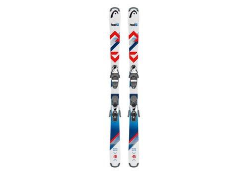HEAD SKI Head Residue Ski + Slr 7.5 Binding