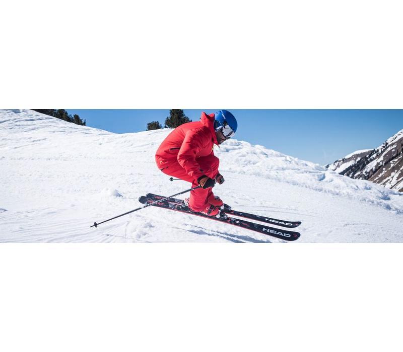 Head Power Instinct Ti Ski + Pr 11 Binding