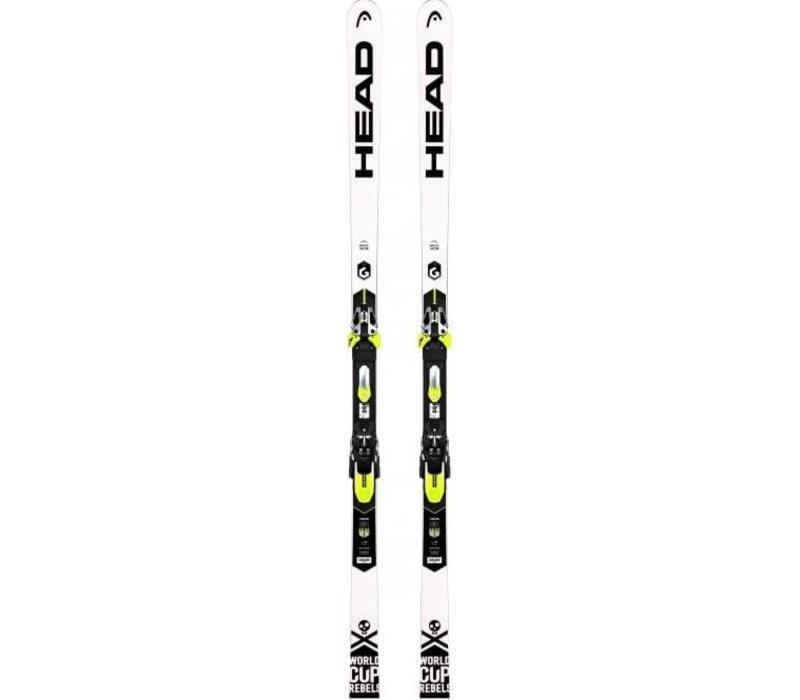 Head Wc Rebels I Gs Rd (25M Rad) Ski