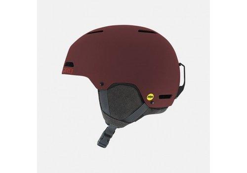 GIRO LEDGE MIPS Helmet Maroon
