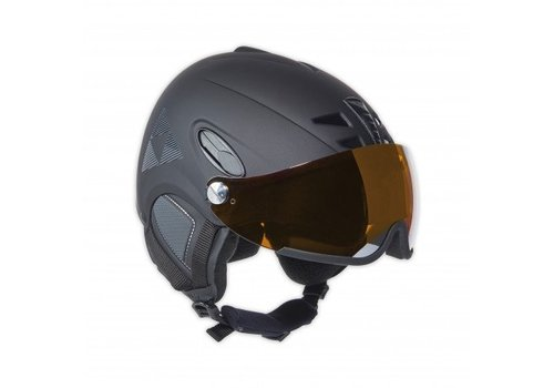 FISCHER SPORTS Fischer Visor Helmet - Black