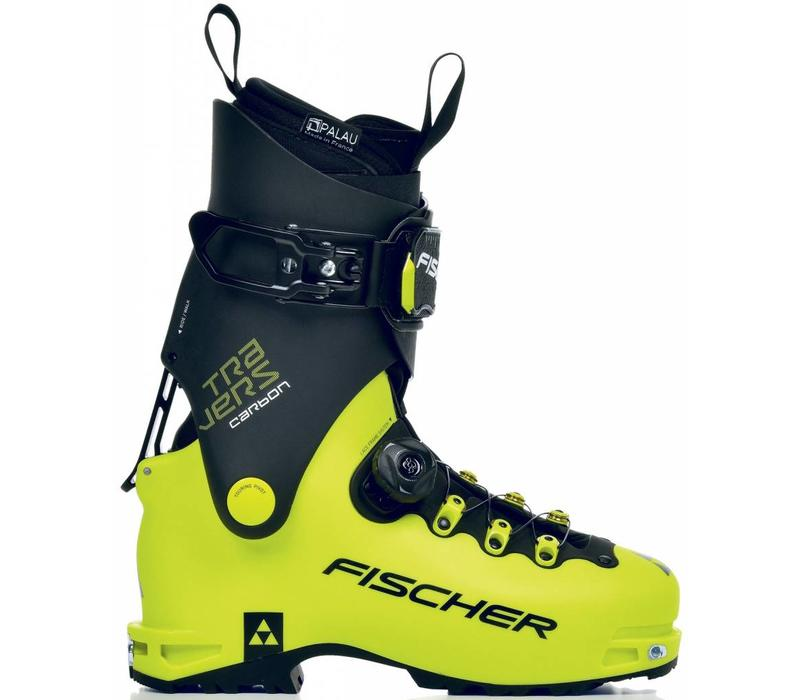 Fischer Travers Carbon - Yellow/Black